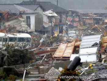 Mehr Gebiete betroffen: Mindestens 52 Tote bei Unwettern in Japan - www.verlagshaus-jaumann.de
