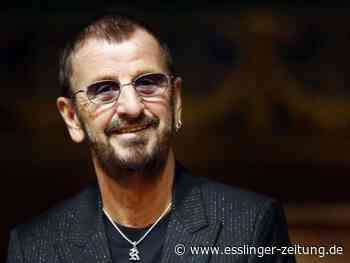 Ex-Beatle: Peace, Love & RocknRoll: Ringo Starr wird 80 - esslinger-zeitung.de