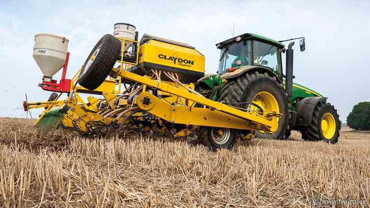 How to manage take-all in winter wheat after spring cereals