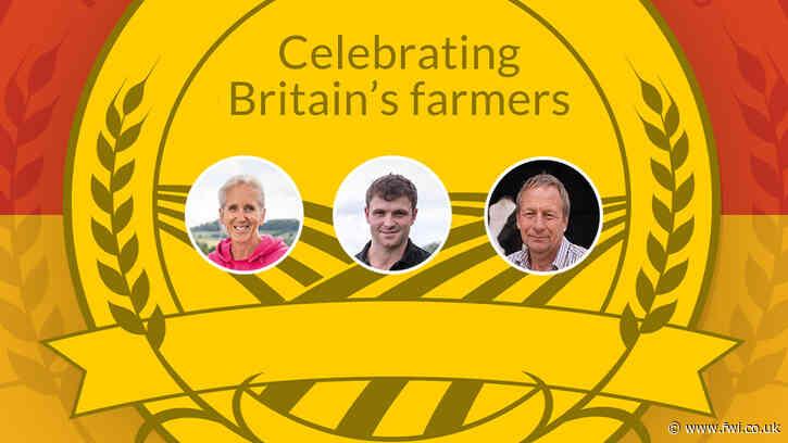 Farmers Weekly Awards: Dairy farmer finalists 2020