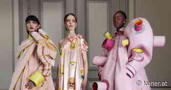 So sieht von der Corona-Krise inspirierte Mode aus - KURIER