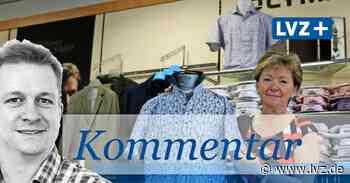 Dahlener Modehaus kommt nicht aus der Mode - Leipziger Volkszeitung