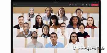 Microsoft Teams: Together Mode und weitere Neuerungen - PC-WELT