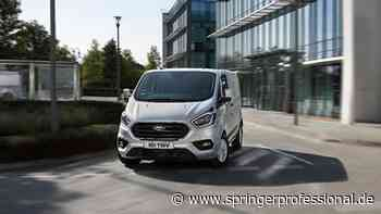 Ford Turneo PHEV und Transit PHEV bekommen Geofencing-Mode - Springer Professional