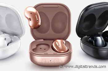 Samsung's next wireless earbuds previewed in new leak