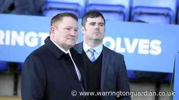 Warrington Wolves 2021 salary cap aim after signing Greg Inglis