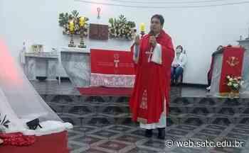 Padre de Forquilhinha é nomeado bispo auxiliar de SP | Destaques Crici. Reg. - Satc