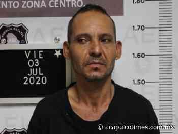 """Cumplimentan otra orden de aprehensión a líder de """"La banda del Taxi"""" - Acapulcotimes"""