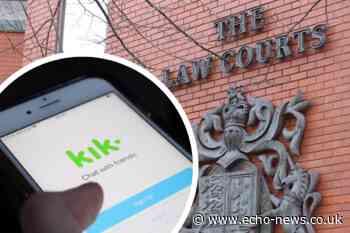 Kik social media app: Paedophile snared by undercover Essex police officer - Echo