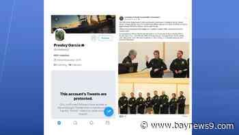 USF Police Investigates Officer for Racist Social Media Post - Bay News 9