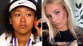 Tennis star under fire after controversial blackface post - Wide World of Sports