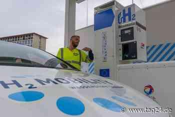 Wasserstoff-Tanke kommt doch nicht nach Chemnitz - TAG24