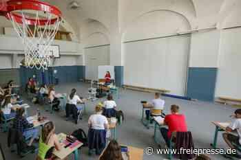 Warum Turnhallen als Klassenzimmer dienen müssen - Freie Presse
