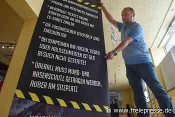 """""""Wir schreiben rote Zahlen"""" - Freie Presse"""