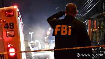 Zwickau (Sachsen): Server mit vertraulichen FBI-Daten beschlagnahmt - BILD