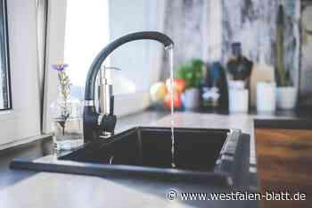 Leitungswasser wird günstiger - Westfalen-Blatt