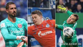 Noten, Paradenquote, zu null: Das Torhüter-Ranking der Bundesliga