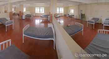 Habilitan 65 camas más en hospital Honorio Delgado Espinoza para pacientes COVID-19 - Diario Correo