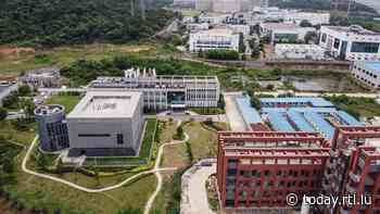 Conspiracy theories: China offers glimpse inside lab near Wuhan virus origin - RTL Today