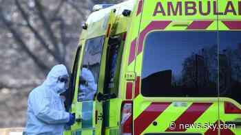 Coronavirus: Extremists using 'dangerous conspiracy theories' to exploit pandemic, says report - Sky News