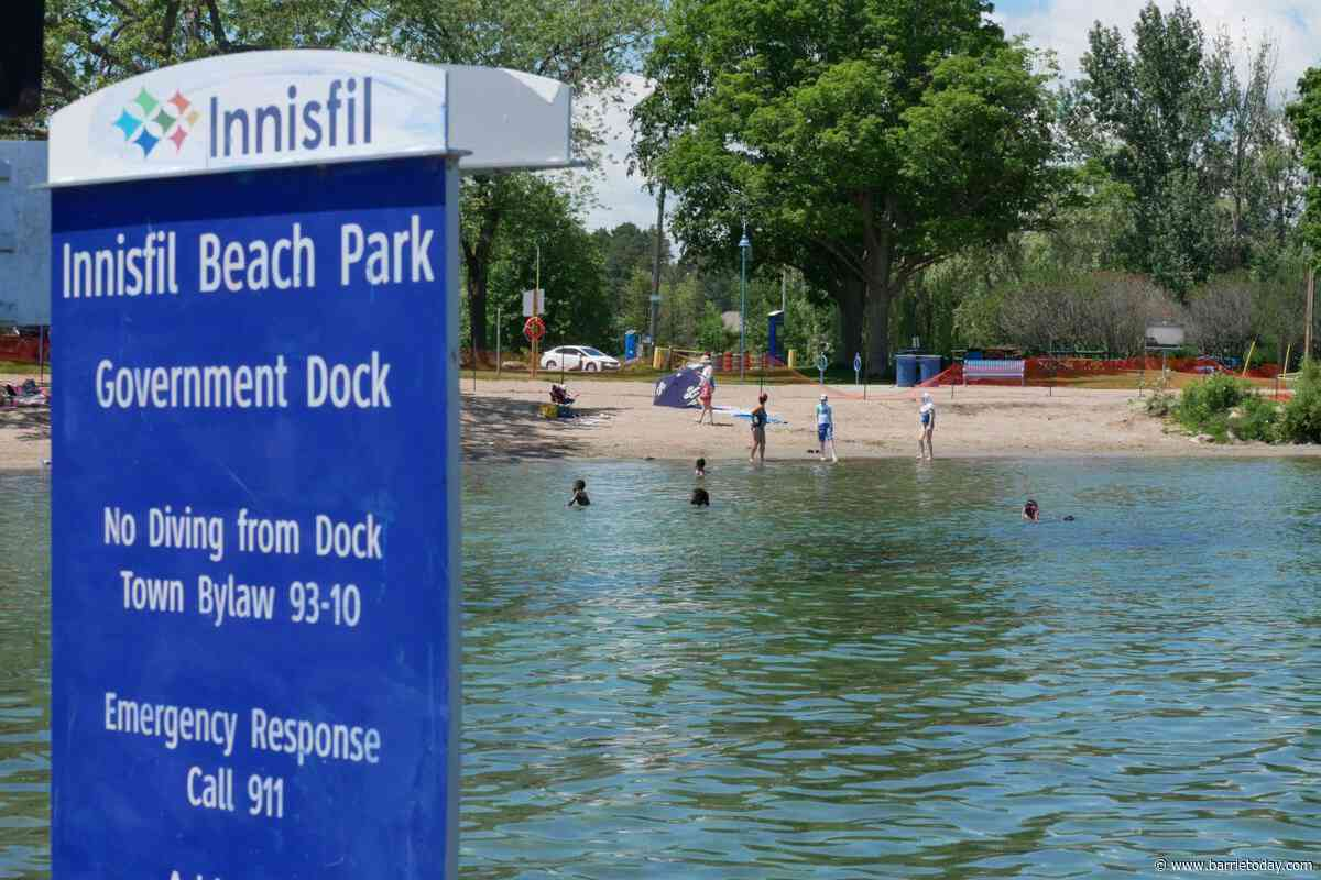 Angler says Innisfil shouldn't be restricting Lake Simcoe access - BarrieToday