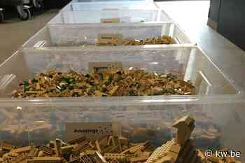 Bouw Zonnebeke mee op met 25.000 Lego-blokken - Krant van Westvlaanderen