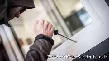 Bad Wildbad: Zahl der Straftaten ist leicht angestiegen