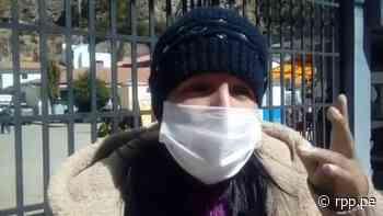 Huancavelica: Denuncian que médicos permitieron contacto con cuerpo de presunta fallecida por la COVID-19 - RPP Noticias