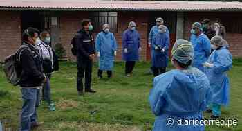 Huancavelica: 38% de pacientes con alta y 60 % están estables - Diario Correo