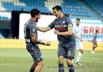 Serie A, l'Udinese affonda la Spal. Lazovic e Veloso fermano l'Inter - Pianetagenoa1893.net