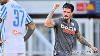 Spal-Udinese, le pagelle: De Paul di un'altra categoria (7,5). Sala (5,5) almeno ci prova - La Gazzetta dello Sport