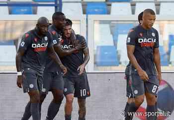 Spal travolta dall'Udinese e vicino alla B - Sportal