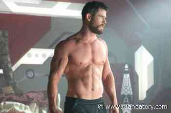 Chris Hemsworth Clearly Too Puny For Another Hulk Movie, Beefs Up His Thor Look to Play Hogan - Mandatory