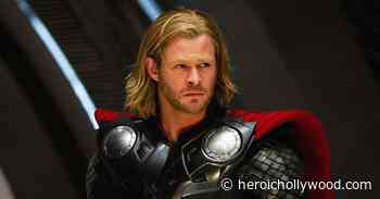 'The Avengers' Concept Art Gives Chris Hemsworth's Thor A 'Biker Look' - Heroic Hollywood