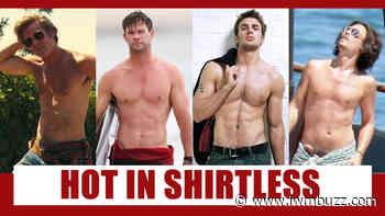 Brad Pitt, Chris Hemsworth, Chris Evans, Johnny Depp: Hot In Shirtless? - IWMBuzz