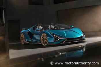 2021 Nissan Frontier, Bugatti Chiron Super Sport 300+, Lamborghini Sian Roadster: Today's Car News - Motor Authority