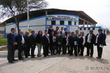 La Libertad: instituto superior de San Pedro de Lloc obtiene licenciamiento - Agencia Andina