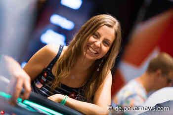 Maria Konnikova floppt Two Pair vs. Top Two; geht sie broke?