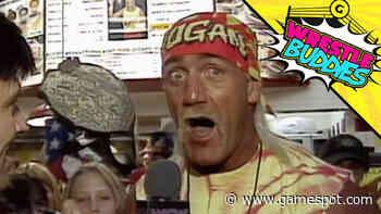Hulk Hogan's Pastamania, DDT Pro Wrestling, And More   Wrestle Buddies Episode 10 - GameSpot