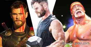 Chris Hemsworth bulking up more for Hulk Hogan film than he did for Thor - JoBlo.com