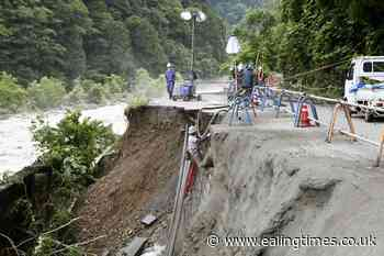 More floods expected in Japan as death toll rises - Ealing Times