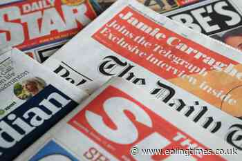 What the papers say – July 10 - Ealing Times