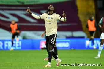 Paul Pogba determined to deliver trophies for Manchester United - Ealing Times