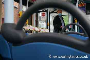 Government will keep its advice to avoid public transport under review - Ealing Times