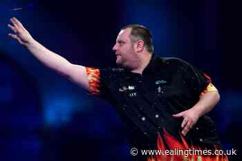 Ryan Joyce claims first PDC ranking title - Ealing Times