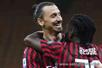Zlatan turns personal trainer – Thursday's sporting social - Ealing Times