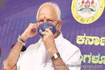 Karnataka CM Yediyurappa to 'work from home' after staff test positive for coronavirus