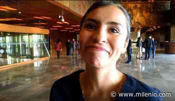 Diputada de Morena se aísla tras tener síntomas de coronavirus - Milenio