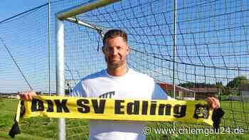 Transfer-Hammer: Dominik Süßmaier wechselt vom Landesligisten TSV Ampfing zum DJK-SV Edling - chiemgau24.de