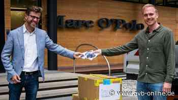 Marc O'Polo aus Stephanskirchen spendet 100.000 nachhaltige Masken - Oberbayerisches Volksblatt